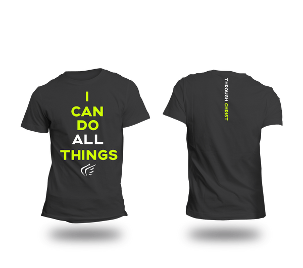 Youth Boys' I Can Do All Things EasyDri Shirt