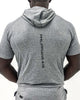 Men's I Can Performance Tech Short Sleeve Hoodie