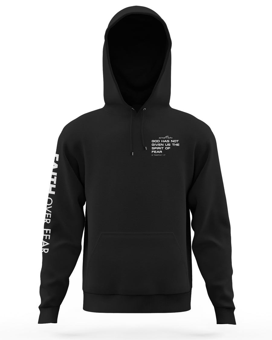 No Spirit of Fear Lifestyle Hoodie