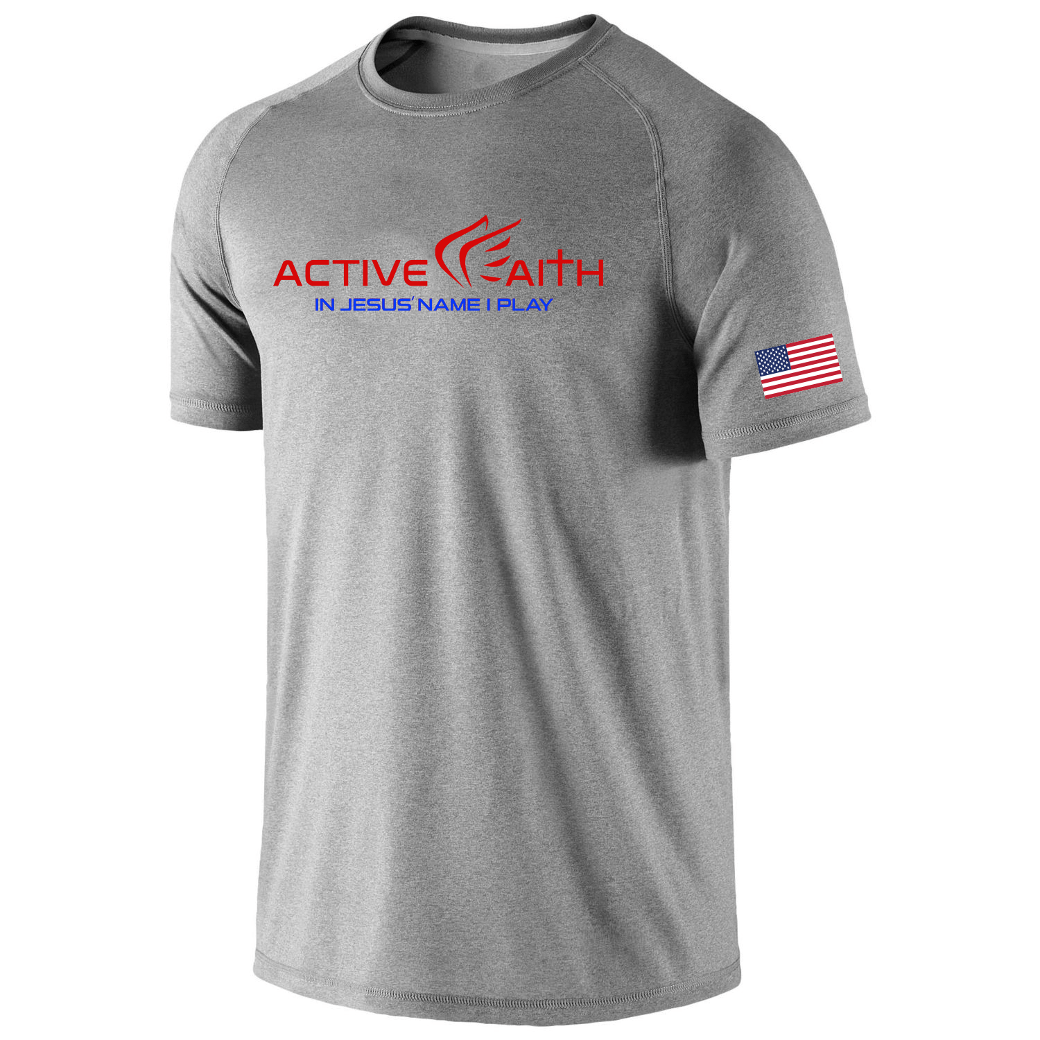 Youth Girls Olympic Statement Shirt