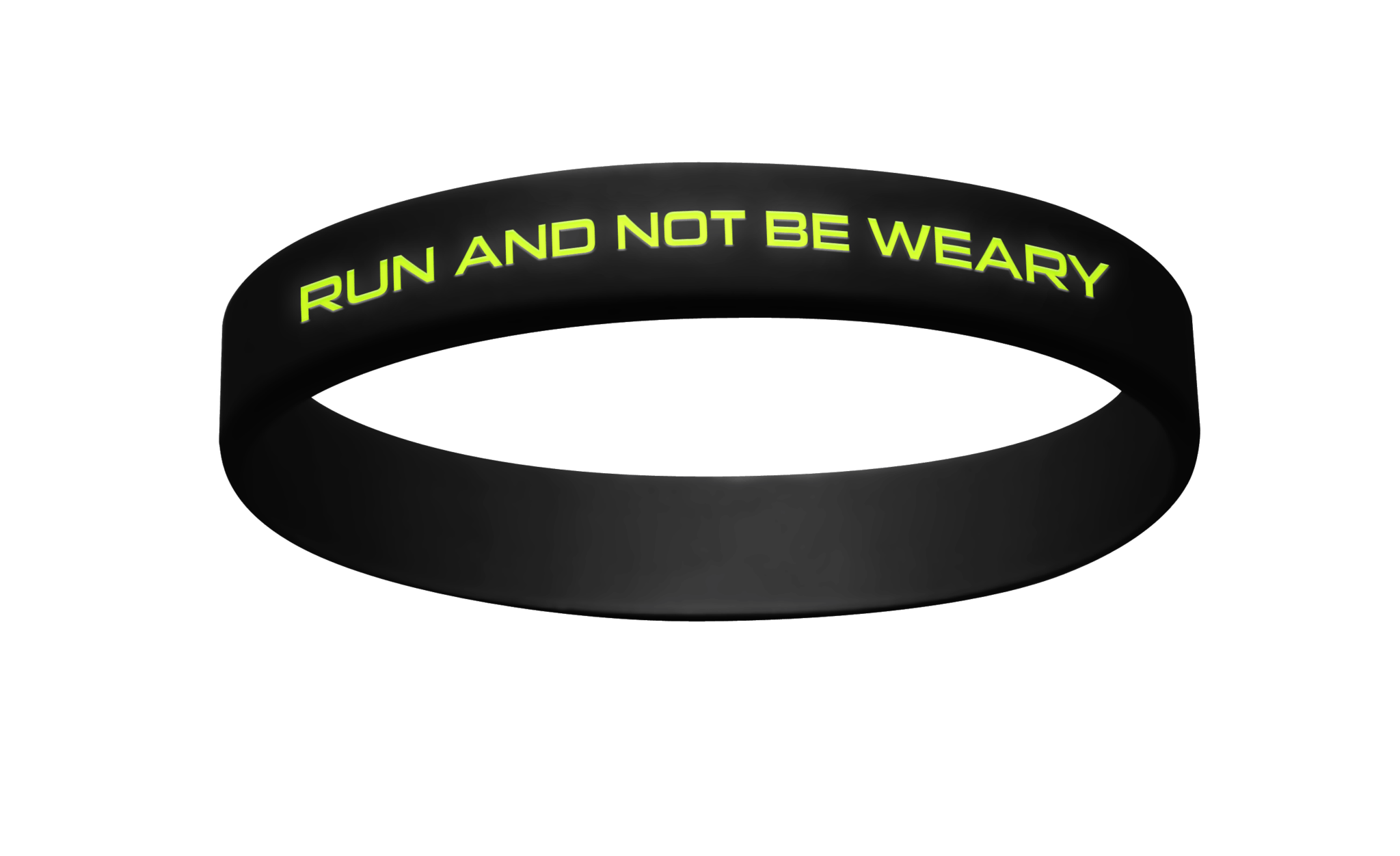 RUN and Not Be Weary Band