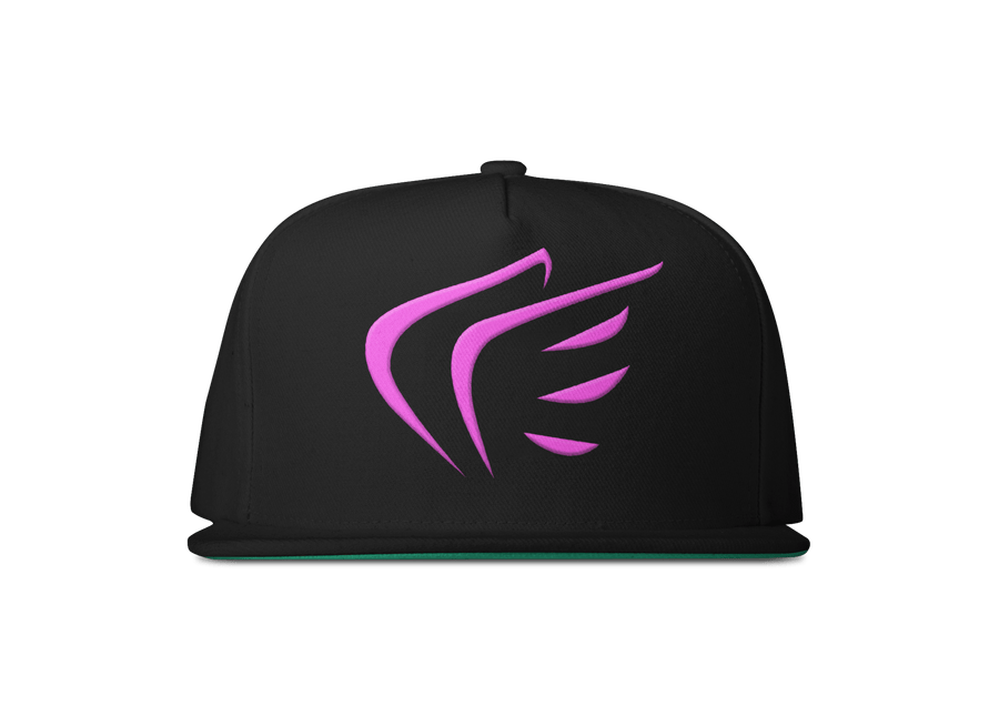 WINGS Snapback (Breast Cancer Awareness Edition)