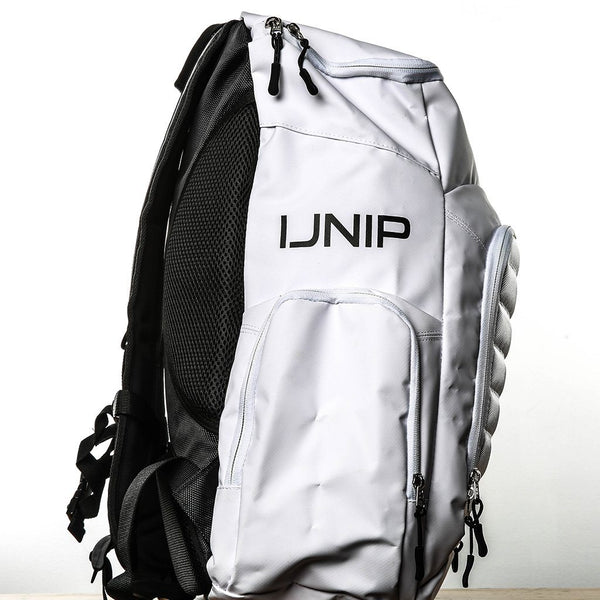 "Active Faith Elite ""Icy White"" Backpack"
