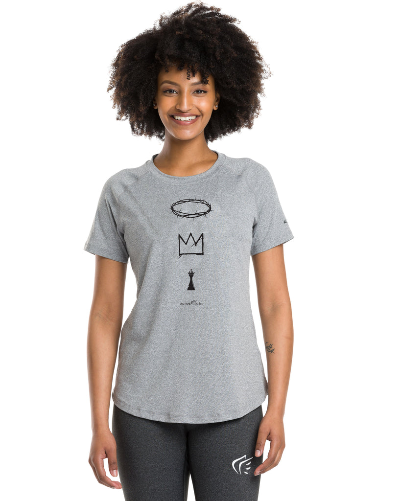 Women's KING of All Kings Performance Shirt 2.0