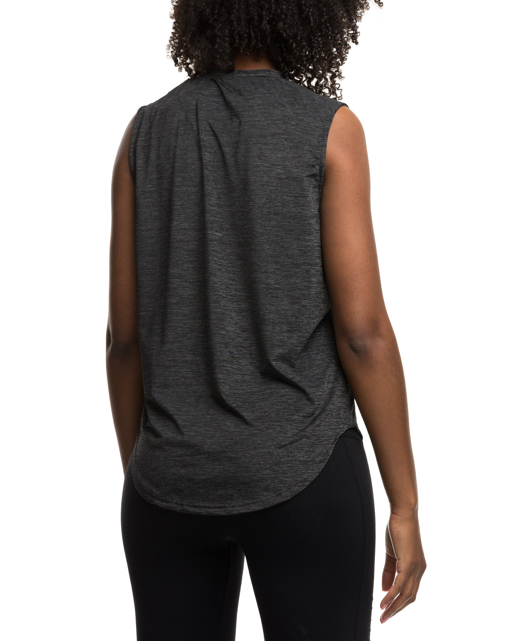 Women's Active Faith Curved Performance Tank