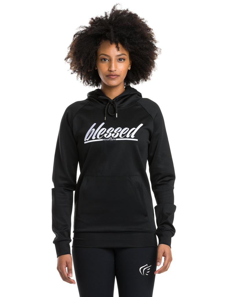 Women's BLESSED Performance Hoodie