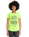 Christian Workout Sports T-Shirt - Active Faith Sports