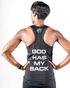 Women's God Has My Back Performance Tank