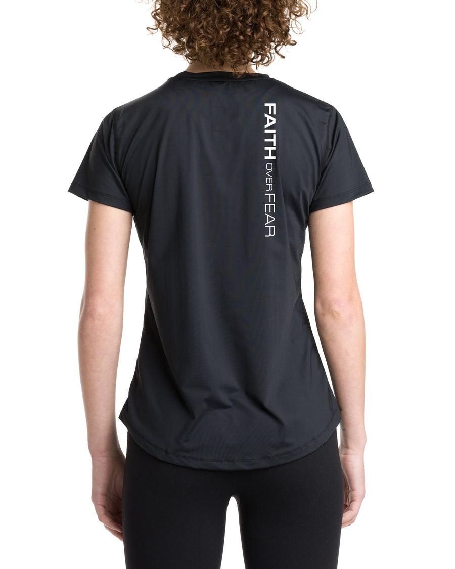 Women's No Spirit of Fear Performance Shirt