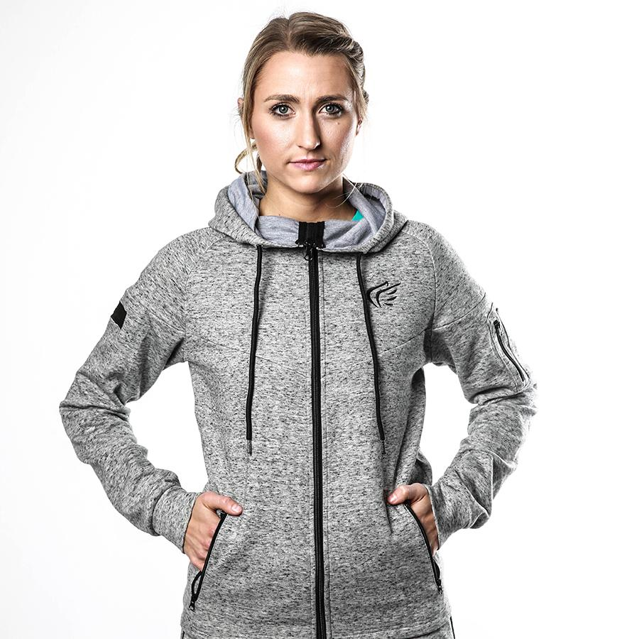 Women's Performance Fleece Hoodie (FINAL SALE)