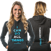 Women's I Can Performance Hoodie