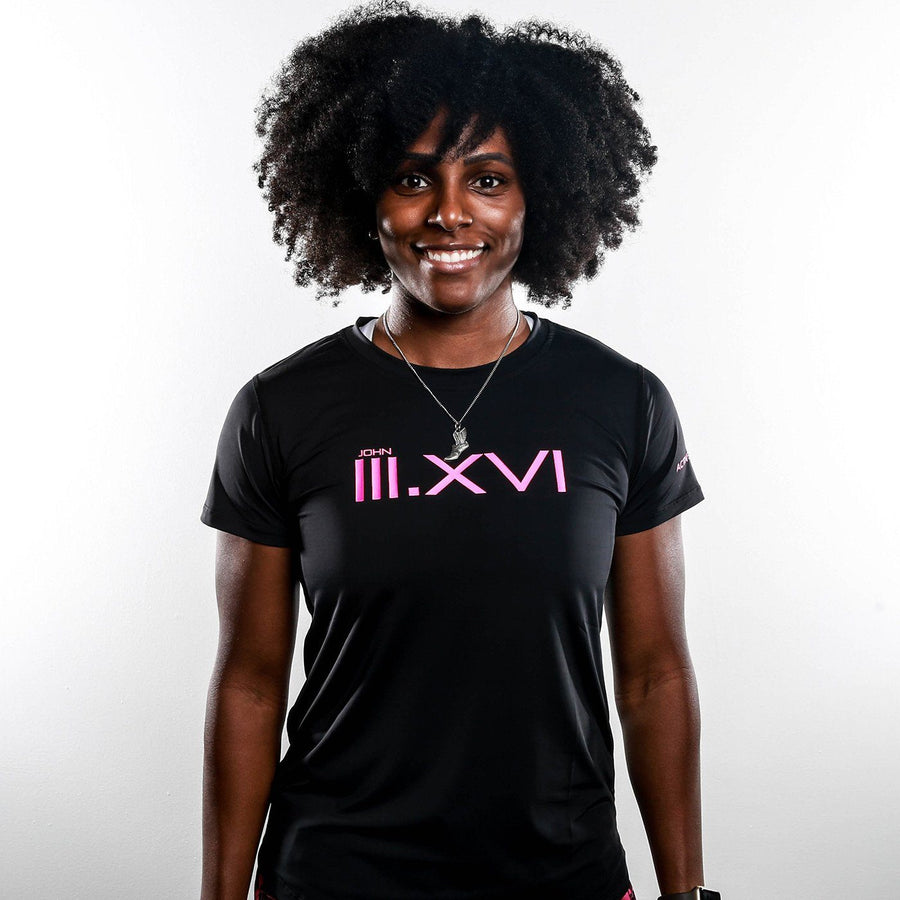 Women's John 3:16 Performance Shirt