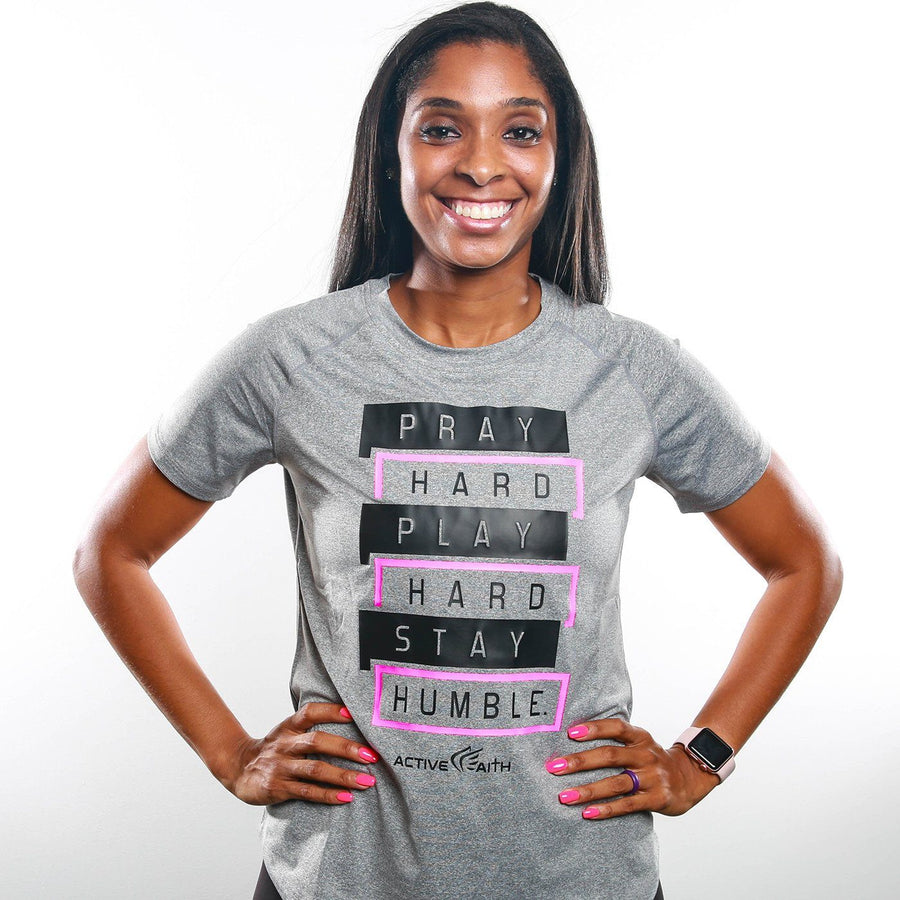 Women's STAY HUMBLE Performance Shirt