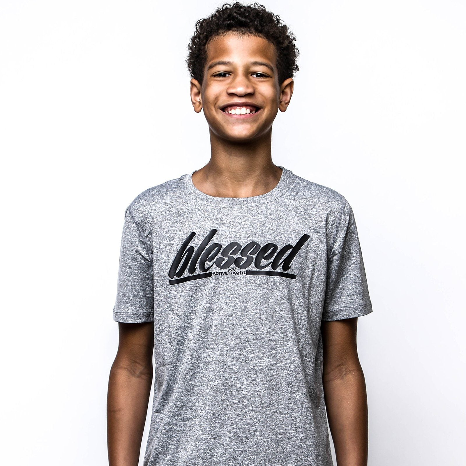Youth BLESSED Performance Shirt