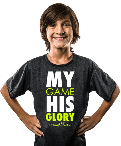 Youth HIS Glory Performance Shirt