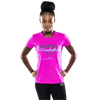 Active Faith Sports T-Shirt for Women - Christian Gymwear