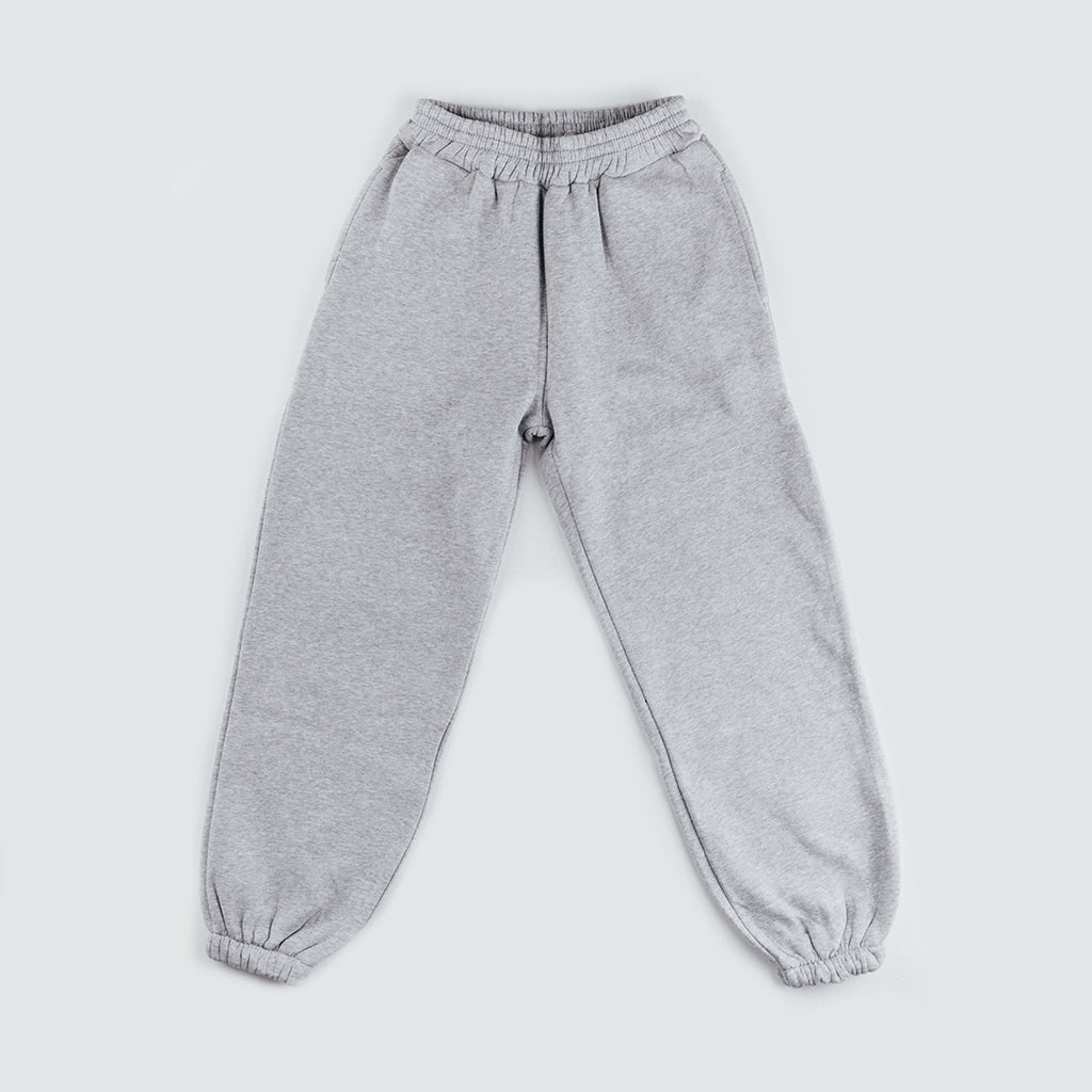 lounge jogger - grey marle