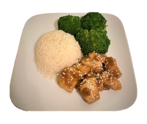 General Tso's Style Chicken