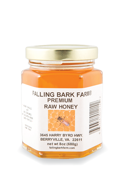 Premium Raw Honey