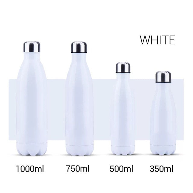 Thermos Bottle Of Stainless Steel Vacuum Flasks