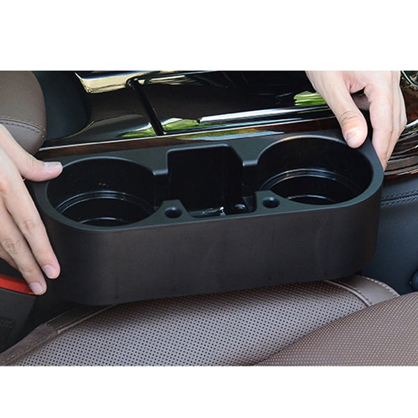 Add-On Car Seat Dual Cup Holder