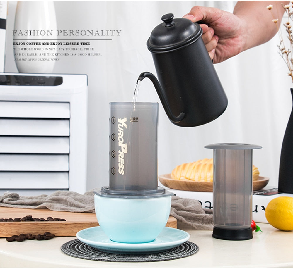 YuroPress Portable Coffee Maker