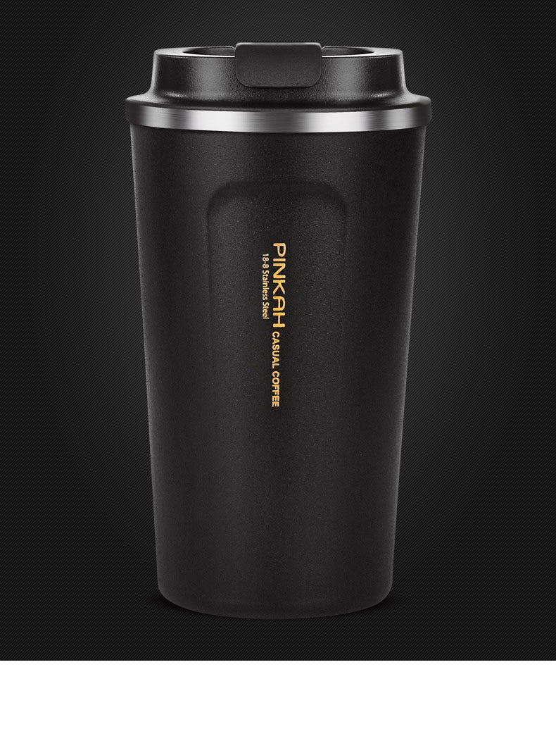Stainless Steel 380/500Ml Thermos Coffee Mug
