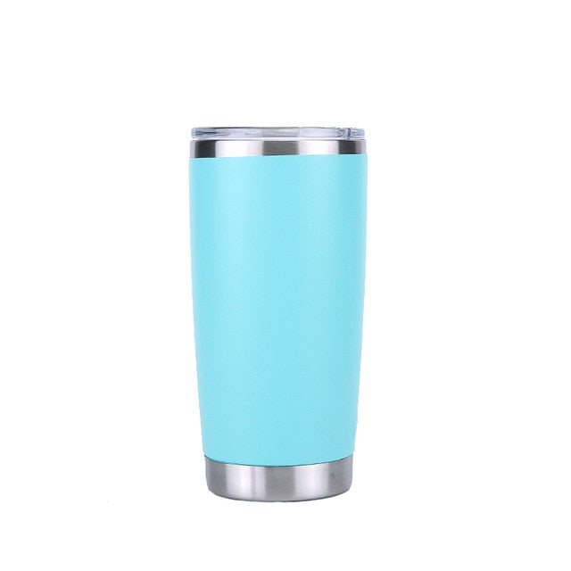 Customization Any logos name Birthday Party Gift Tumbler Travel Beer Mug