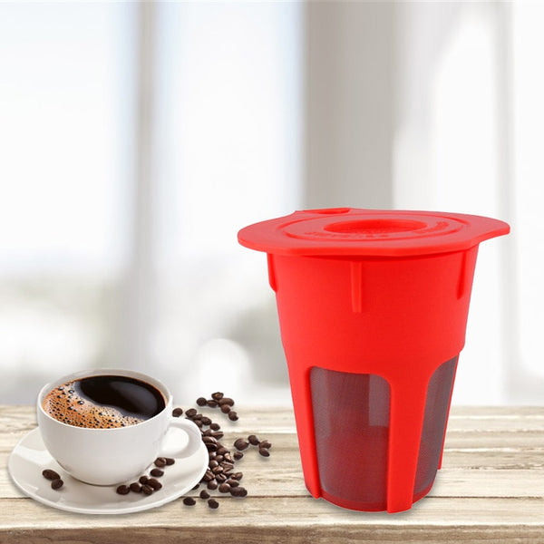 Refillable Reusable Carafe Brewing Coffee Machine