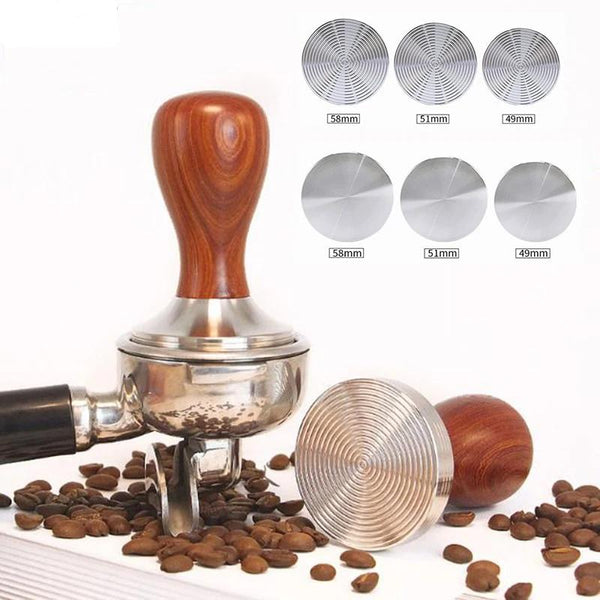 Coffee  Powder Press Espresso Cafe Barista Tools For Kitchen