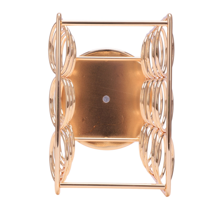 Fancy Gold Rotating Keurig Coffee Capsule Stand