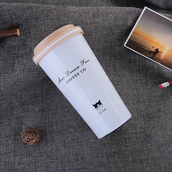 Thermocup Seal Stainless Steel Vacuum Mug