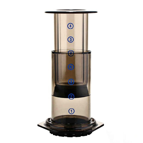 Portable Cafe French Presses Espresso Coffee Maker