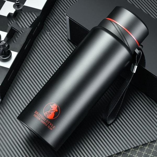 Stainless Steel Tumbler Portable Business Vacuum Flask