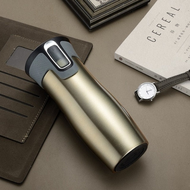 Vacuum Insulated Stainless Steel Travel Mugs