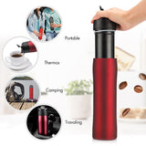 350ML French Press Stianless Steel Portable Coffee Maker