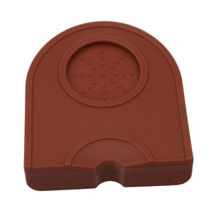 Manual Coffee Silicone Pad Art Pen Tamper Holder