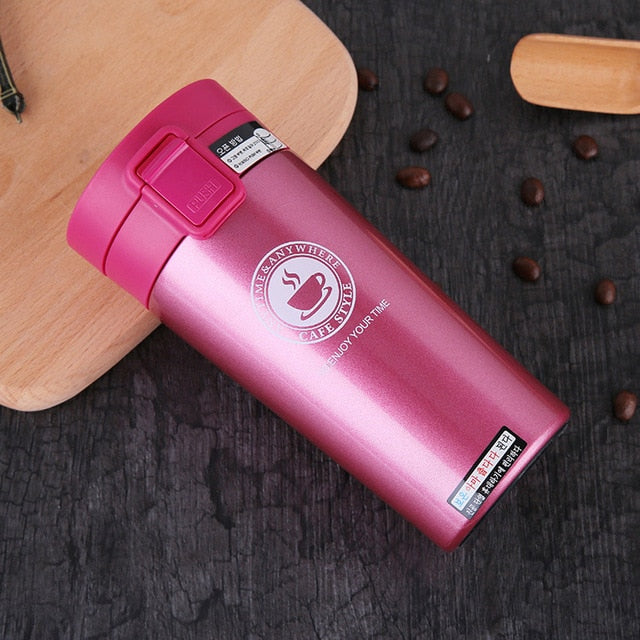 380ml Stainless Steel Coffee Mugs
