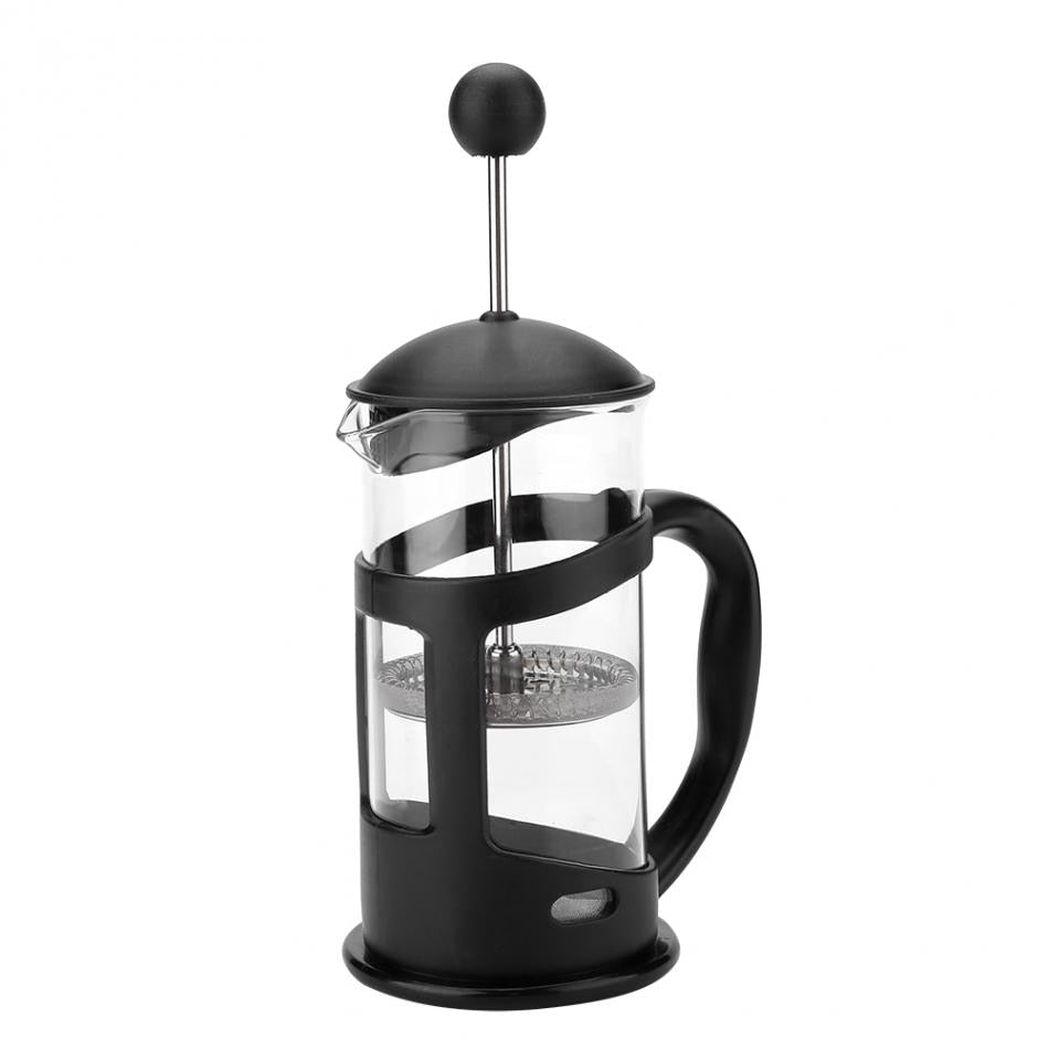 French Filter Press Pot For Glass Tea Filter Cup
