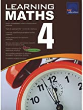 SAP Learning Maths 4 - Paperback - Kool Skool The Bookstore