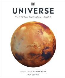 DK Universe: The Definitive Visual Guide - Hardback