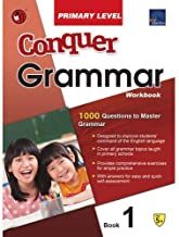 SAP Conquer Grammar Workbook Primary Level 1 - Paperback - Kool Skool The Bookstore