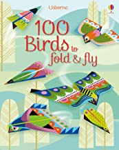 Usborne 100 Birds to fold and fly - Kool Skool The Bookstore