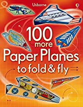Usborne 100 More Paper Planes to Fold and Fly - Kool Skool The Bookstore