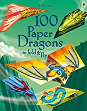 Usborne 100 Paper Dragons to fold and fly - Kool Skool The Bookstore