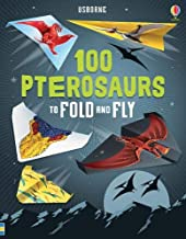 Usborne 100 Pterosaurs to Fold and Fly - Kool Skool The Bookstore