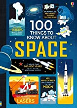 Usborne 100 Things to Know About Space - Kool Skool The Bookstore