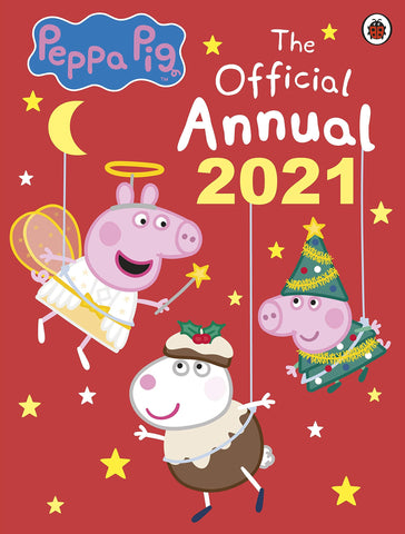 Peppa Pig: The Official Annual 2021 - Hardback