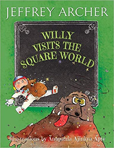 Willy Visits the Square World - Paperback
