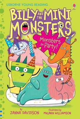 BILLY AND THE MINI MONSTERS 5 : MONSTERS GO PARTY! - Kool Skool The Bookstore